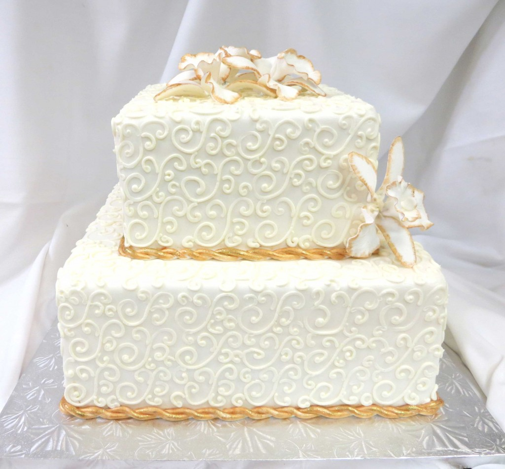 wedding cakes — Café Selmarie
