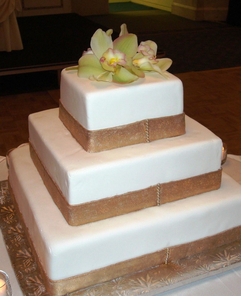 Wedding Cakes Café Selmarie - Pic Of Wedding Cake